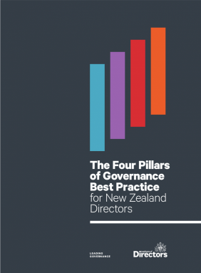 The Four Pillars of Governance Best Practice